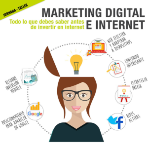 Jornada * Taller – Marketing Digital e Internet