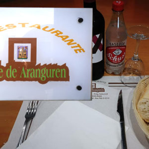 Bar – Restaurante Valle de Aranguren