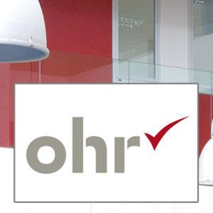 O.H.R. CONSULTORIA