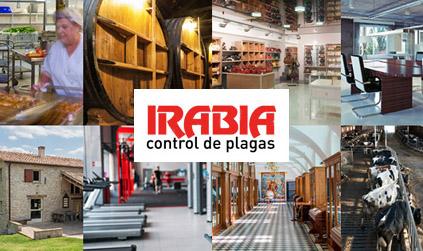 IRABIA: control de plagas